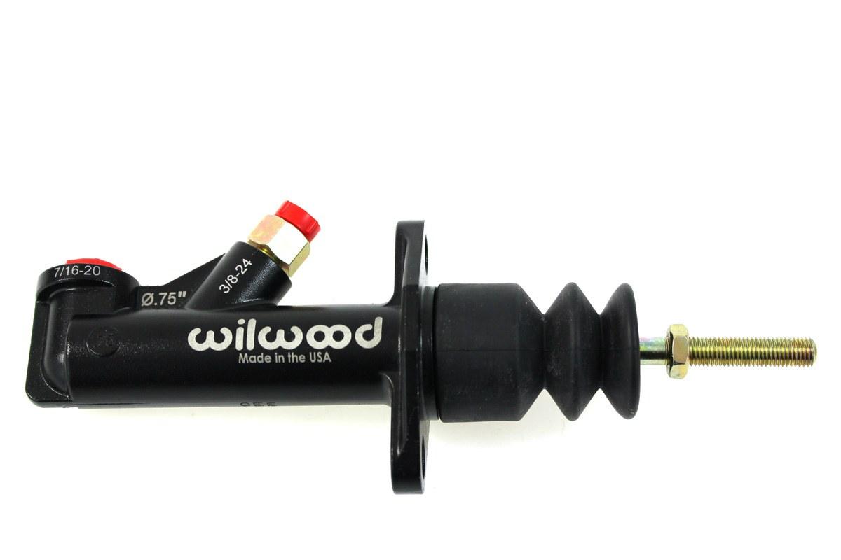 """Pompa hamulcowa sprzęgła Wilwood GS Compact 0,75"""" - GRUBYGARAGE - Sklep Tuningowy"""